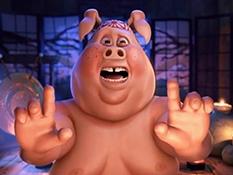 《超级贱猪》